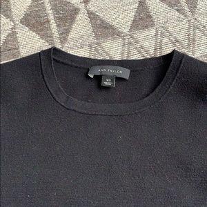 Ann Taylor Tops - Ann Taylor office lady basics short sleeve tops